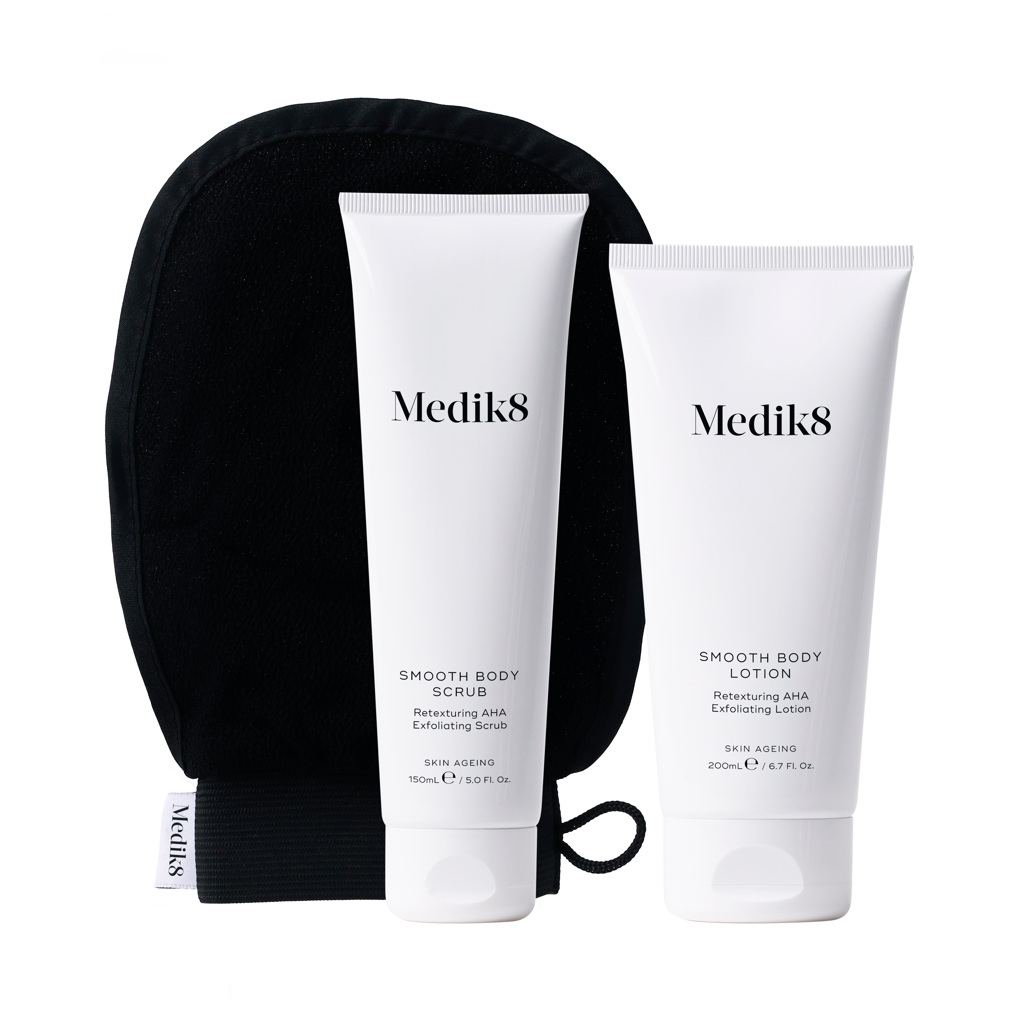 Smooth Body Exfoliating Kit